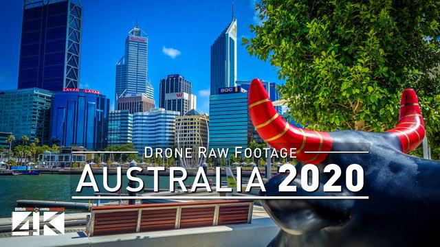 【4K】Drone RAW Footage | This is AUSTRALIA 2020 | Perth | Cape Le Grand | WA | Cinematic Aerial Film