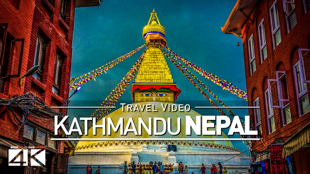 【4K】Footage | One day in KATHMANDU ..:: Beautiful NEPAL 2018