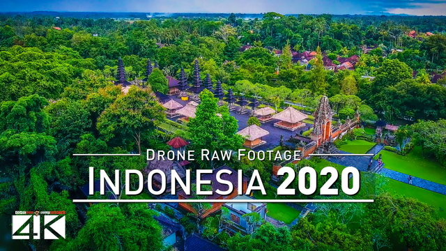 【4K】Drone RAW Footage | This is INDONESIA 2020 | Bali | Lombok | Gili Islands | UltraHD Stock Video