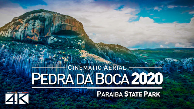 【4K】Pedra da Boca State Park from Above - BRAZIL 2020 | Cinematic Wolf Aerial™ Drone Film