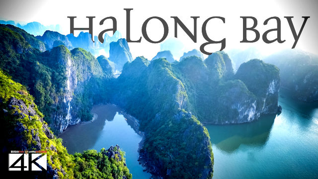 【4K】Halong Bay from Above 2020 | Cinematic Wolf Aerial™ Drone Film