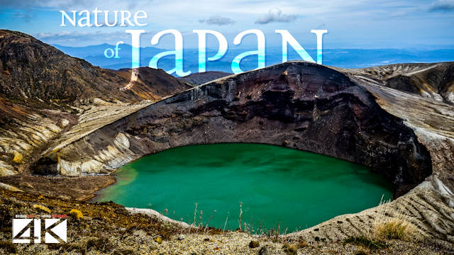 【4K】The Nature of JAPAN 2020 | Cinematic Wolf Aerial™ Drone Film