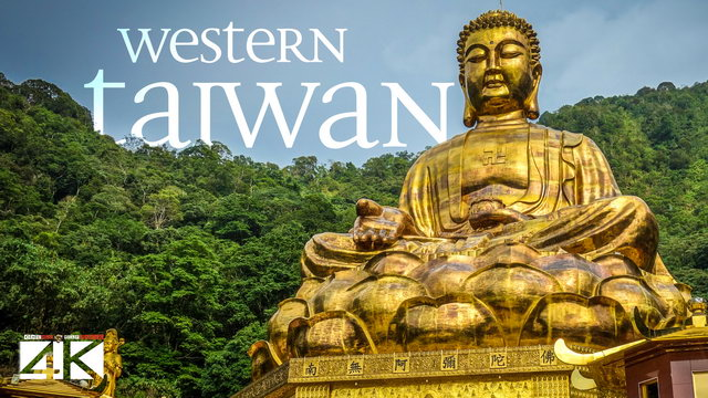 【4K】The Nature of Western Taiwan from Above - TAIWAN 2020 | Cinematic Wolf Aerial™ Drone Film
