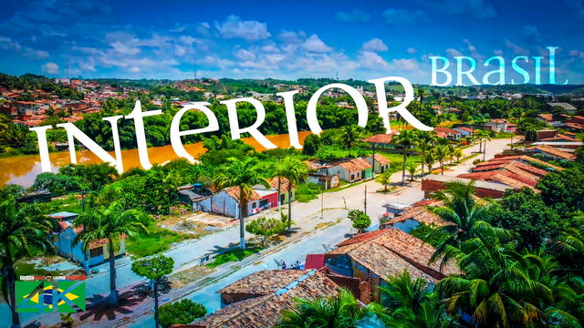 【4K】The Interior of Brazil from Above | 2020 | Cinematic Wolf Aerial™ Drone Film