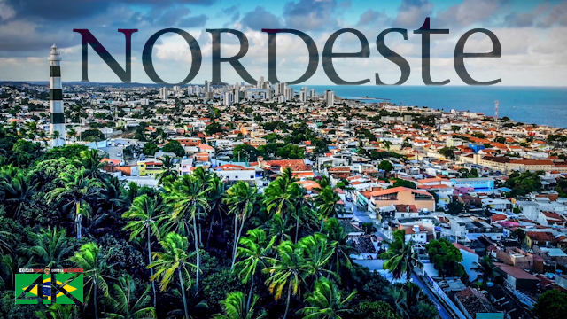 【4K】Drone Relax Travel Video | 83 Minutes in Nordeste do Brasil from Above - BRAZIL 2020