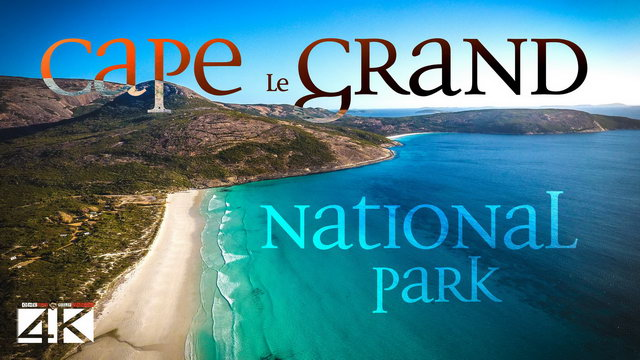 【4K】Cape le Grand National Park from Above - WESTERN AUSTRALIA 2020 | Cinematic Aerial™ Drone Film
