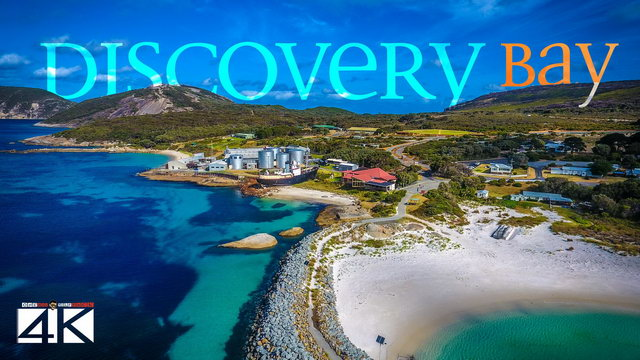 【4K】Discovery Bay from Above - WESTERN AUSTRALIA 2020 | Cinematic Wolf Aerial™ Drone Film