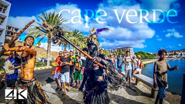 【4K】Visiting Cape Verde (West Africa) | Country #151 | UltraHD Travel Video