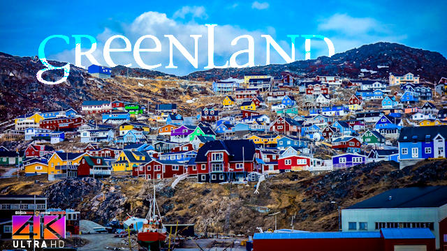 【4K】Southern Greenland from Above 2020 | Qaqortoq | Paamiut | Narsaq | Cinematic Aerial™ Drone Film