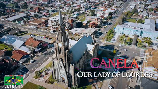 【4K】Catedral de Pedra from Above - BRAZIL 2020 | Canela, RS | Cinematic Wolf Aerial™ Drone Film