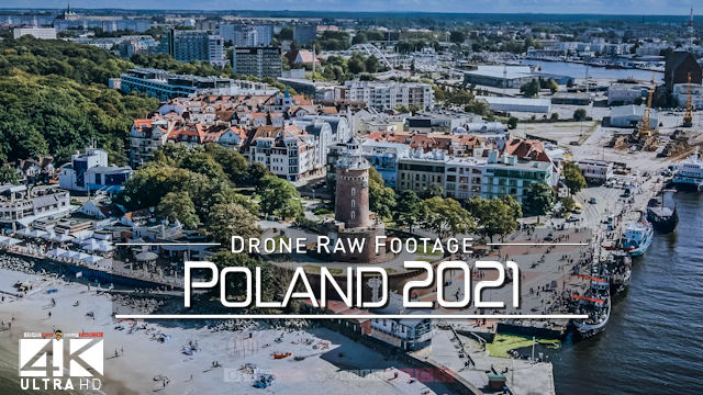 【4K】Drone RAW Footage | This is POLAND 2021 | Warsaw Krakow Wroclaw and More | UltraHD Stock Video