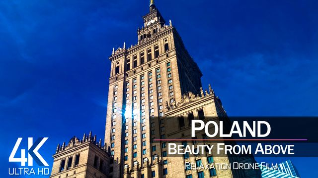 【4K】| POLAND from Above 2021 | Cinematic Wolf Aerial™ Drone Film | 886
