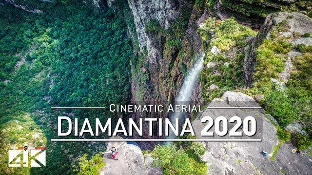 【4K】Drone Footage | CHAPADA DIAMANTINA National Park ..:: Bahia Brazil 2019