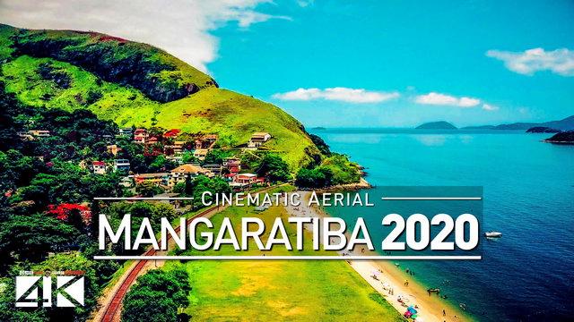 【4K】Drone Footage | MANGARATIBA Rio de Janeiro ..:: Brazil 2019
