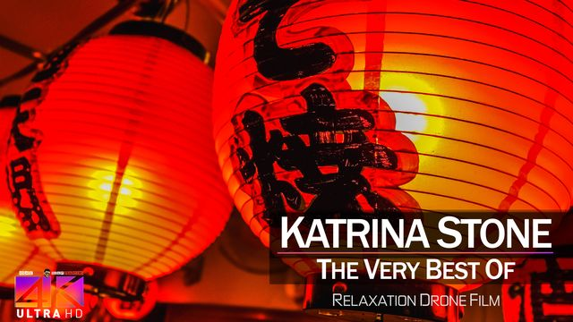 【4K】DRONE MUSIC TV VIDEO: | «The Best Tracks of KATRINA STONE» |