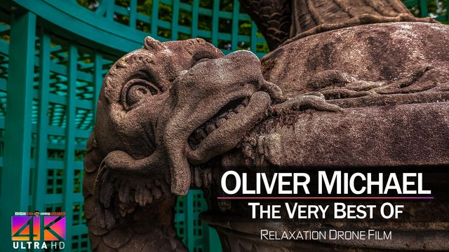 【4K】DRONE MUSIC TV VIDEO: | «The Best Tracks of OLIVER MICHAEL» |