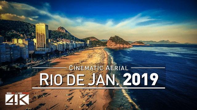 【4K】Drone Footage | RIO DE JANEIRO 2019 ..:: Cidade Maravilhosa do Brasil