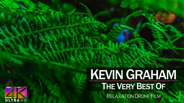 【4K】DRONE MUSIC TV VIDEO: | «The Best Tracks of KEVIN GRAHAM» |