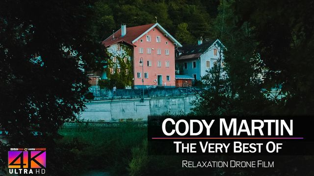 【4K】DRONE MUSIC TV VIDEO: | «The Best Tracks of CODY MARTIN» |